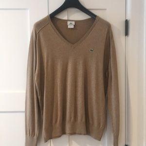 Lacoste V-neck Sweater